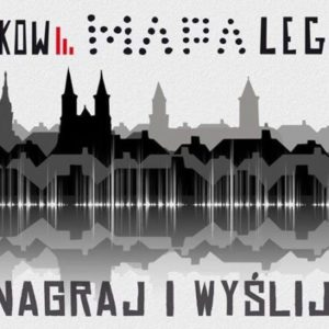 Nagraj i wyślij – Dźwiękowa mapa Legnicy