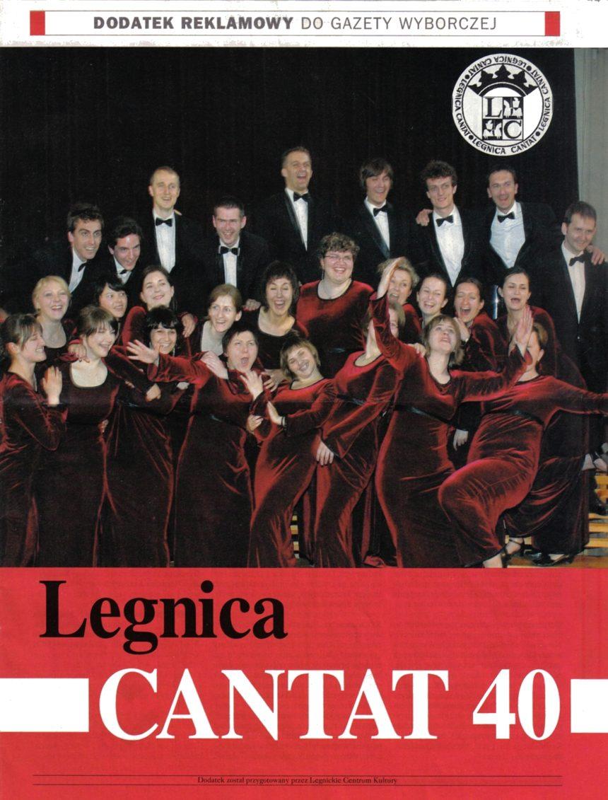 Wspominamy Legnica Cantat 40 (ARCHIWUM)