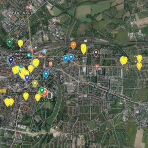 Dźwiękowa Mapa Legnicy – muzyka naszego miasta