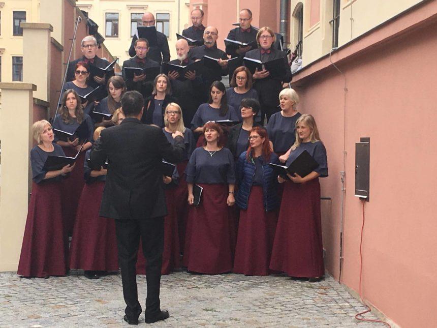 Wspominamy występ Madrygału w Miśni (WIDEO)