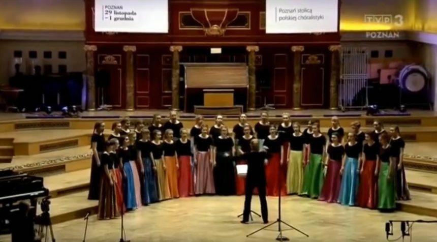 Grand Prix Polskiej Chóralistyki – telewizyjna relacja