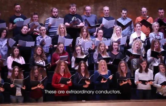 Narodowe Forum Muzyki – Akademia Chóralna – koncerty finałowe (WIDEO)
