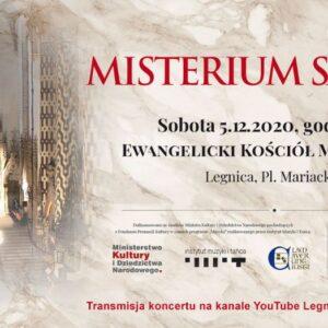 """Koncert """"Misterium Salutis"""" już jutro!"""