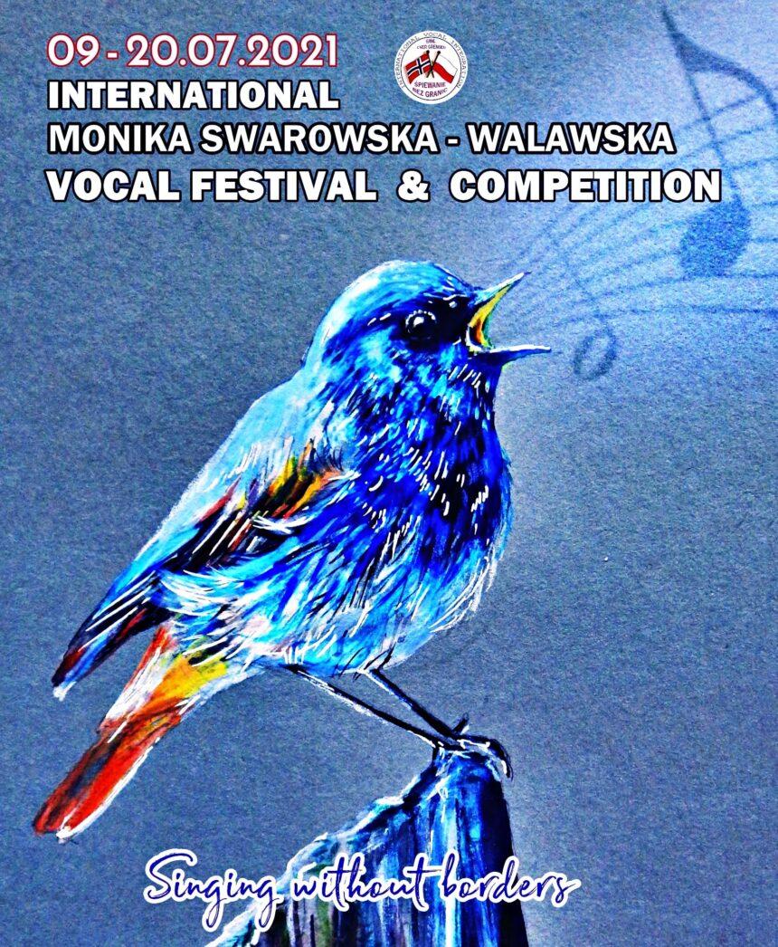 """Międzynarodowy Festiwal i Konkurs Wokalny """"Śpiewanie Bez Granic"""""""
