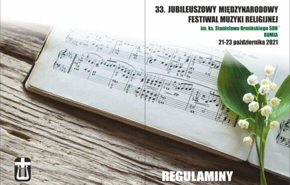 Międzynarodowy Festiwal Muzyki Religijnej im ks. Stanisława Ormińskiego w październiku