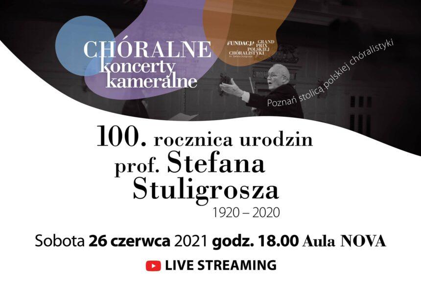Obchody 100. rocznicy urodzin Stefana Stuligrosza