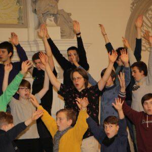 Chór Wuppertaler Kurrende dziś zaśpiewa w Legnicy! (ZDJĘCIA)