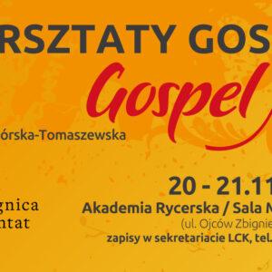 Warsztaty Gospel w Legnicy