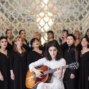 Katie Melua: Nie mogę doczekać się wspólnego tworzenia i przeżywania muzyki