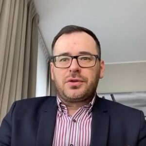 "Michał Sławecki zaprasza na koncert ""Misterium Salutis"""