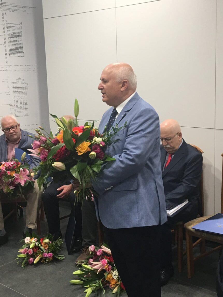 Prof. Ryszard Zimak nie żyje